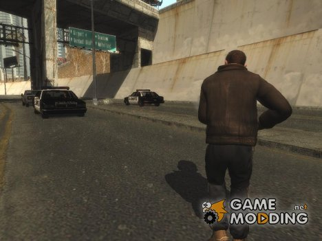 GTA IV-Like Graphics Pack for GTA San Andreas