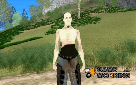 Сталкер из Half-Life 2 for GTA San Andreas