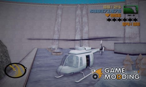GTA VC Maverick for GTA 3