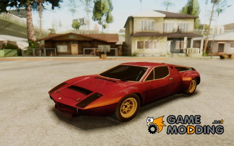 Maserati Bora Group 4 для GTA San Andreas