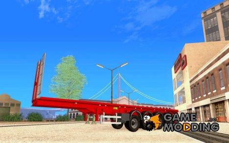 Прицеп к MAN TGX 8x4 for GTA San Andreas