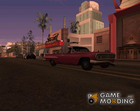 Хардкорная игра for GTA San Andreas