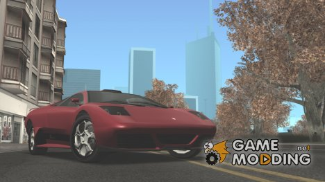 Original GTA IV Graphics Mod 6.0 (SA-MP Version) for GTA San Andreas