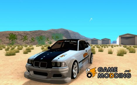 BMW M3 MyGame Drift Team для GTA San Andreas