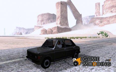 Zastava 101 Serbian Mod [SRPSKI] for GTA San Andreas