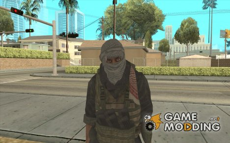 Душман 2 из COD4MW for GTA San Andreas