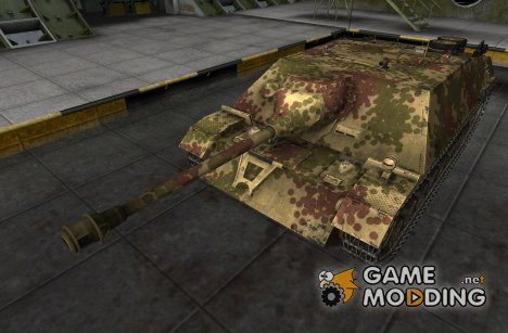 Remodel JagdPz IV для World of Tanks