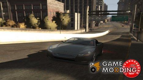 Спидометр IV (Скин 4) для GTA 4