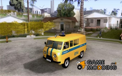 УАЗ 2206 Милиция for GTA San Andreas