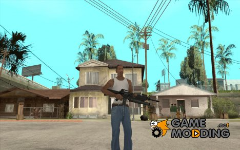 M16A4 + M203 for GTA San Andreas