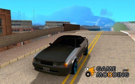 Black/White ELegy for GTA San Andreas