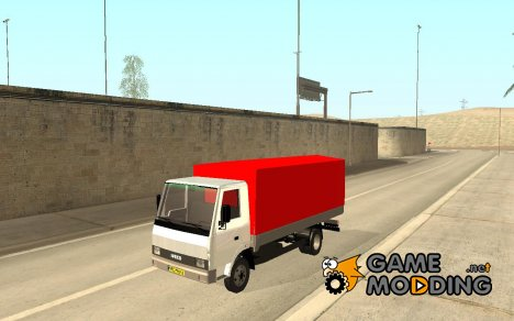 Iveco Truck V2 for GTA San Andreas