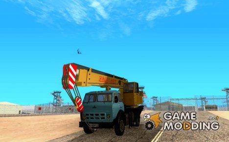 МАЗ КС3577-4-1 Ивановец for GTA San Andreas