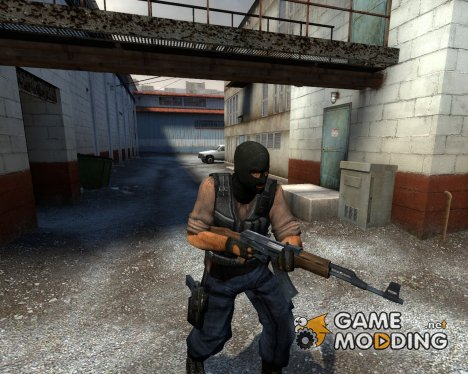 Gilkong Dangerous Terrorists for Counter-Strike Source