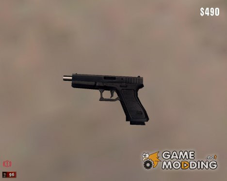 Glock 18 из CS 1.6 для Mafia: The City of Lost Heaven