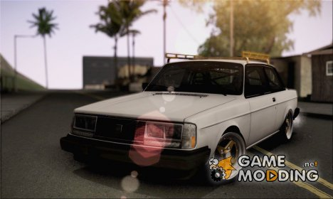 Volvo 242 for GTA San Andreas