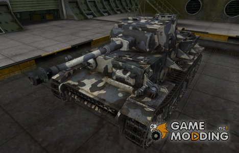 Немецкий танк VK 36.01 (H) для World of Tanks
