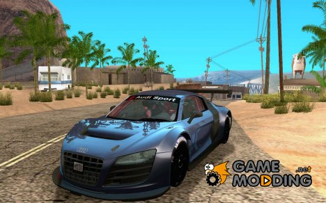 Audi R8 LMS v2.0 for GTA San Andreas