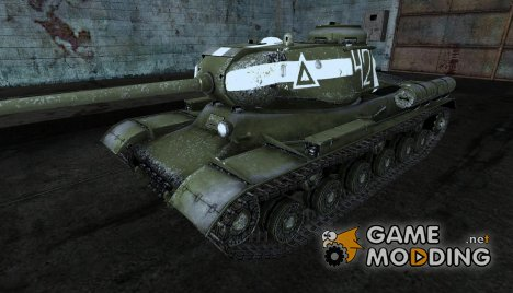 Шкурка для ИС (ИС-2 Белорусского фронта, Берлин 1945г) for World of Tanks