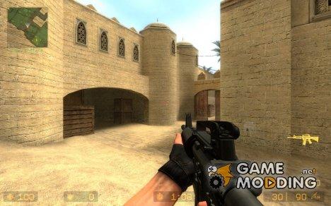 The Lama+Ankalar/CJ+SoulSlayer для Counter-Strike Source