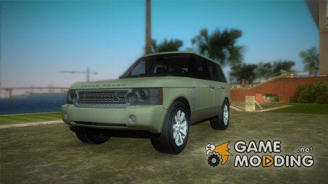 Land Rover Range Rover 2010 для GTA Vice City