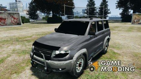 УАЗ 3160 Патриот for GTA 4