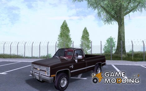 Chevrolet Silverado '86 for GTA San Andreas