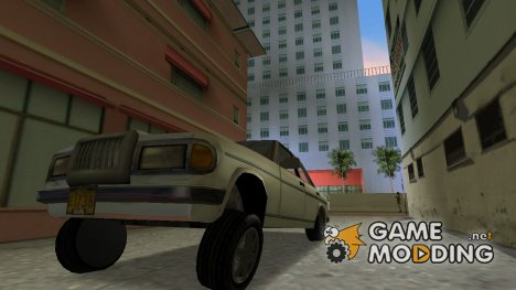 Hydraulics Anywhere для GTA Vice City