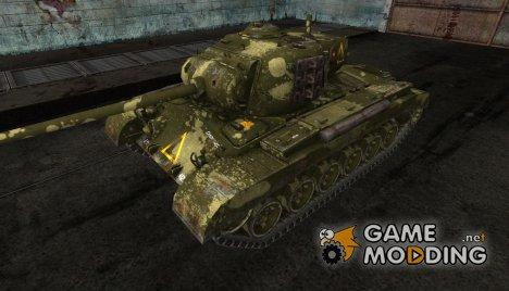 Шкурка для M26 Pershing для World of Tanks