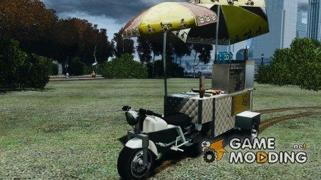 Hotdog Express for GTA 4