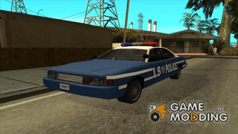 Merit LSPD (NYPD 90s) for GTA San Andreas