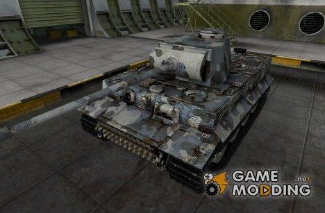 PzKpfw VI Tiger от RussianBasterd for World of Tanks