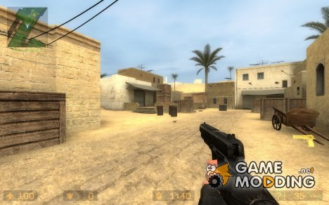 Colt M1911 для Counter-Strike Source