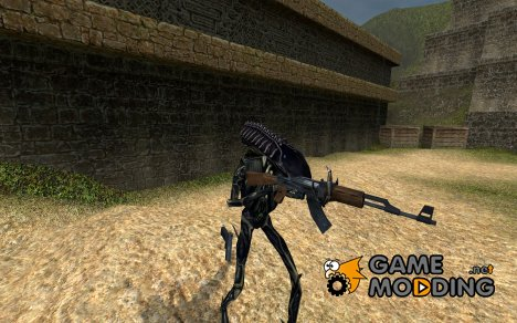 Alien Terror for Counter-Strike Source