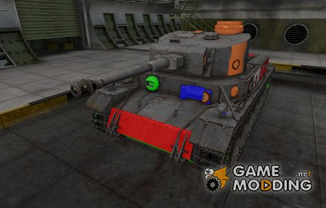 Качественный скин для VK 30.01 (P) for World of Tanks