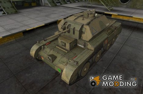 Шкурка для A13 Mk. II для World of Tanks