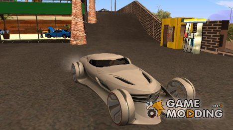 Mercedes-benz Silver arrow для GTA San Andreas