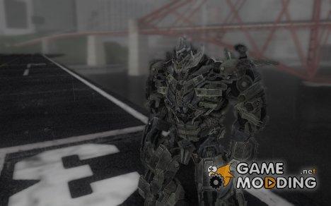 Megatron (TF3) для GTA San Andreas