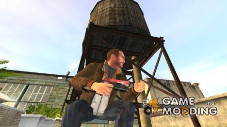 Полуавтоматический пистолет Kimber v.4 for GTA 4