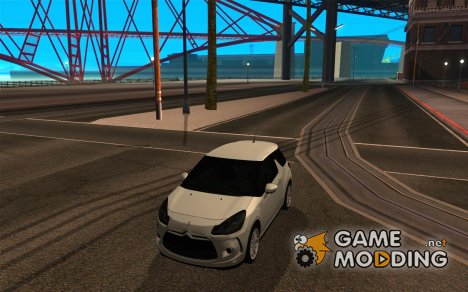 Citroen DS3 2011 для GTA San Andreas
