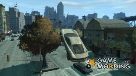 Jump Jet for GTA 4
