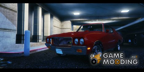 1970 Buick GSX 1.1 for GTA 5
