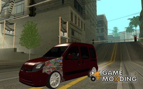 Renault Kangoo Osman Tuning for GTA San Andreas
