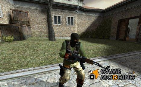 Bloody Veteran Terrorist для Counter-Strike Source