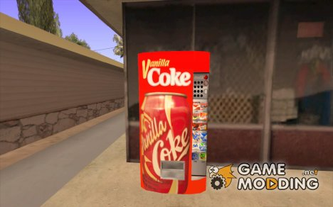 Cola Automat 5 for GTA San Andreas