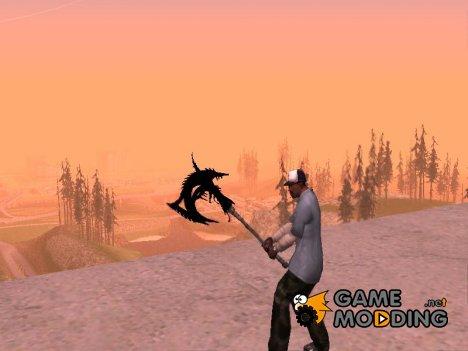Arbiter (Dante's Demonic Axe) для GTA San Andreas
