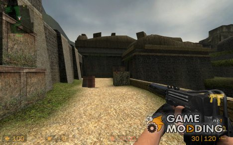 Mac10 For Tmp для Counter-Strike Source
