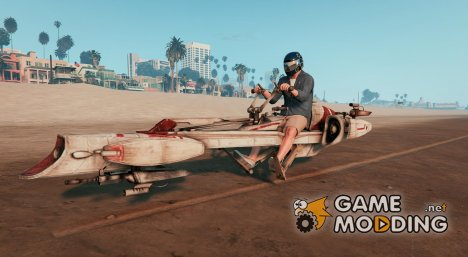Star Wars Barc-Speeder for GTA 5