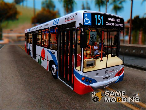 Metalpar Iguazu for GTA San Andreas