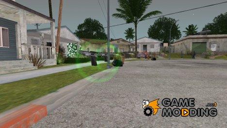 Пикапы подсвечиваются как в GTA 3 V.3 for GTA San Andreas